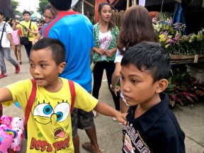 Jerry and Noy at Balasan Fiesta 2017 (1)
