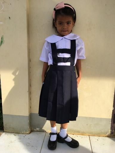 ronalin new uniform