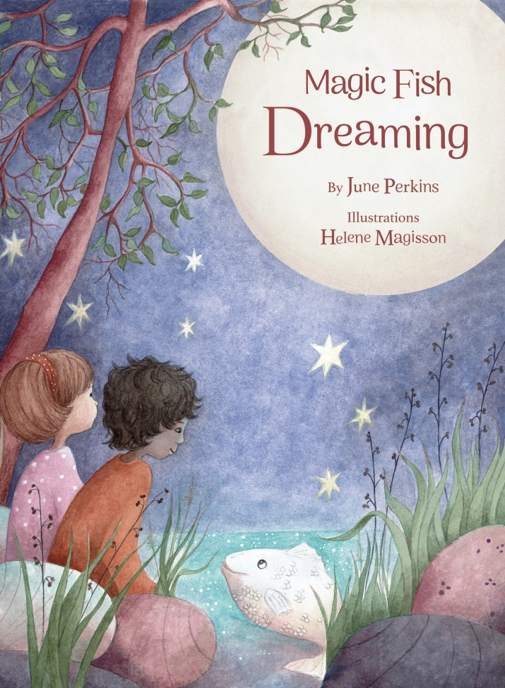 magic fish dreaming new COVER