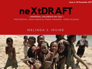 neXtDRAFT an eZine by Melinda J. Irvine Issue 6.