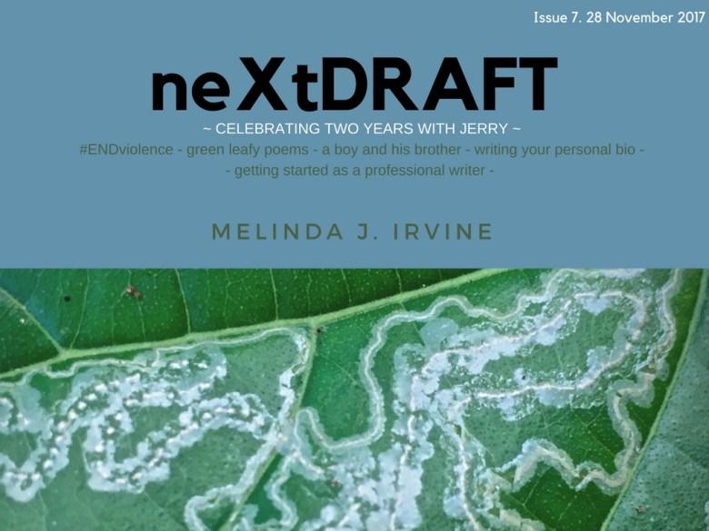neXtDRAFT Issue 7. 28 November 2017
