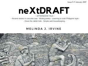 neXtDRAFT an eZine by Melinda J. Irvine Issue 11.