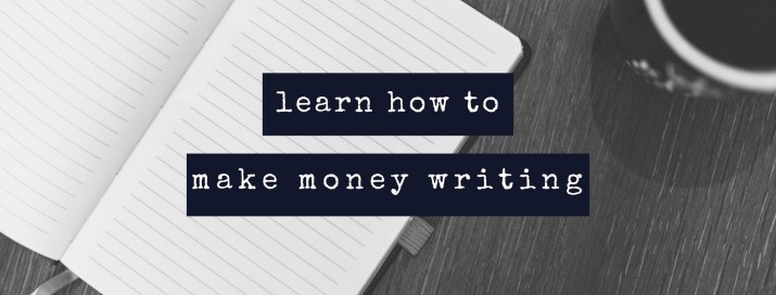 learn how to make money writing from Melinda J. Irvine