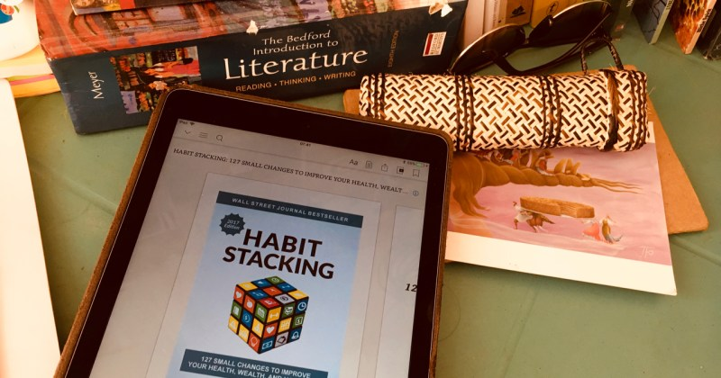 habit stacking by S. J. Scott