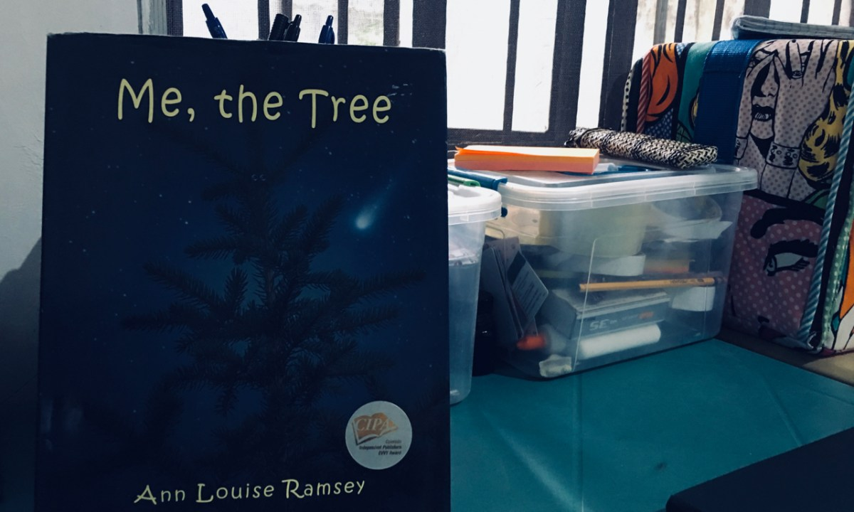 Book Review: Me, the Tree by Ann Louise Ramsey