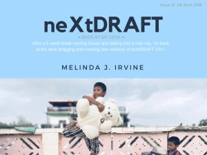 neXtDRAFT an eZine by Melinda J. Irvine Issue 21.