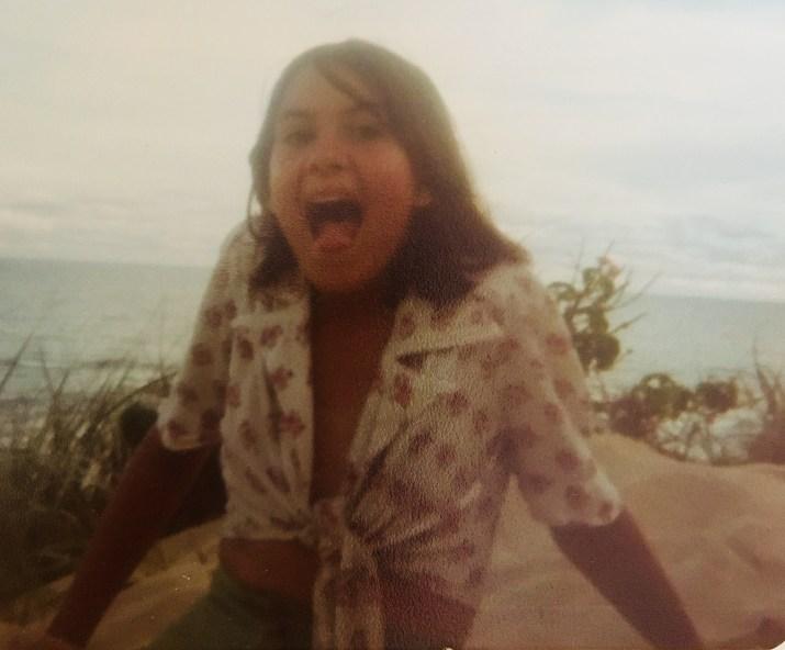 Melinda J. Irvine at 13 or 14