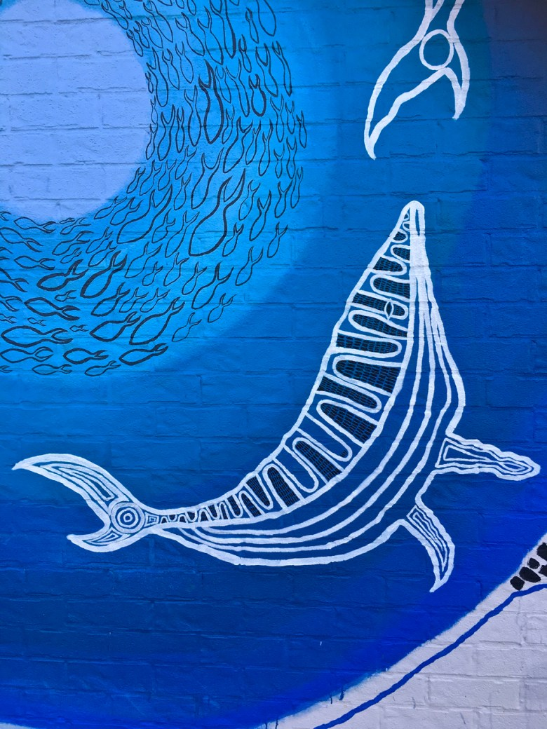 mural whales 2