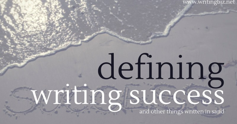 Melinda J. Irvine -- defining writing success -- www.writingbiz.net