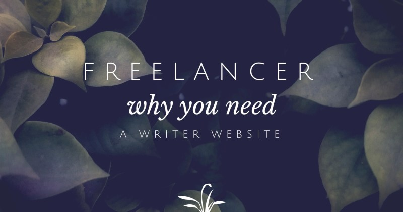 Melinda J. Irvine -- why you need a writer website -- www.writingbiz.net