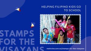 coverart for Stamps for the Visayans
