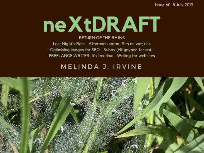 neXtDRAFT # 60. Return of the Rains