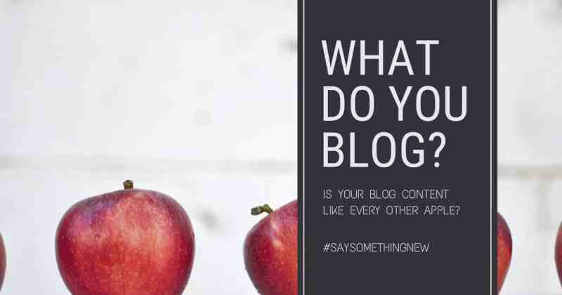 tips for better business blogging