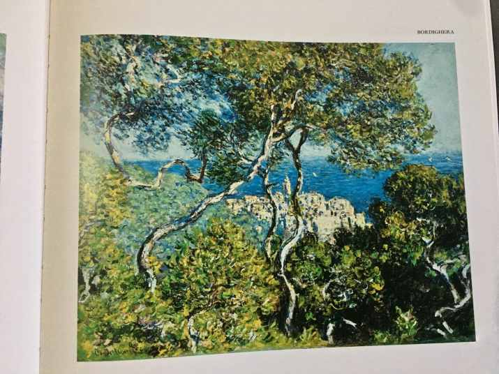 Bordighera by Claude Monet 1884