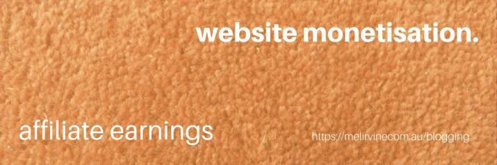 Australian blog writing service for web monetisation @ melirvine.com.au