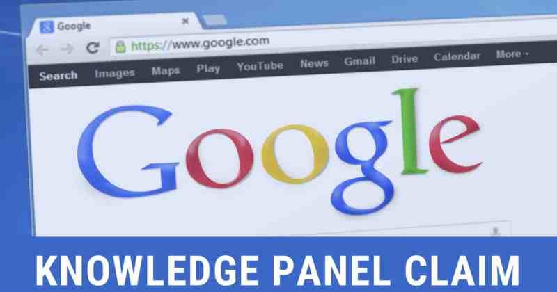 claim your google knowledge panel by Melinda J. Irvine