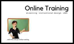 talking online training with Melinda J. Irvine