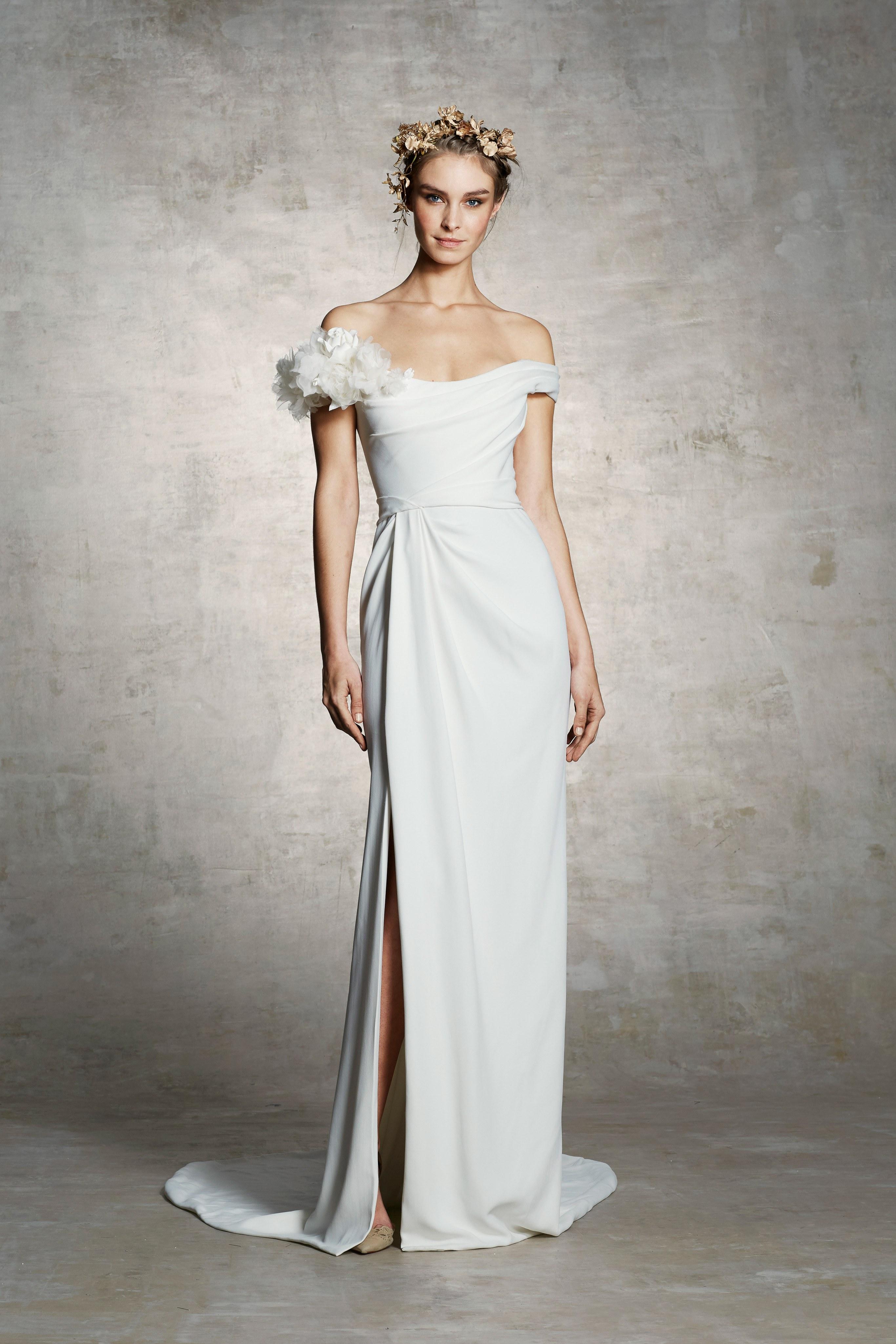 Vestidos de novia Marchesa 2019