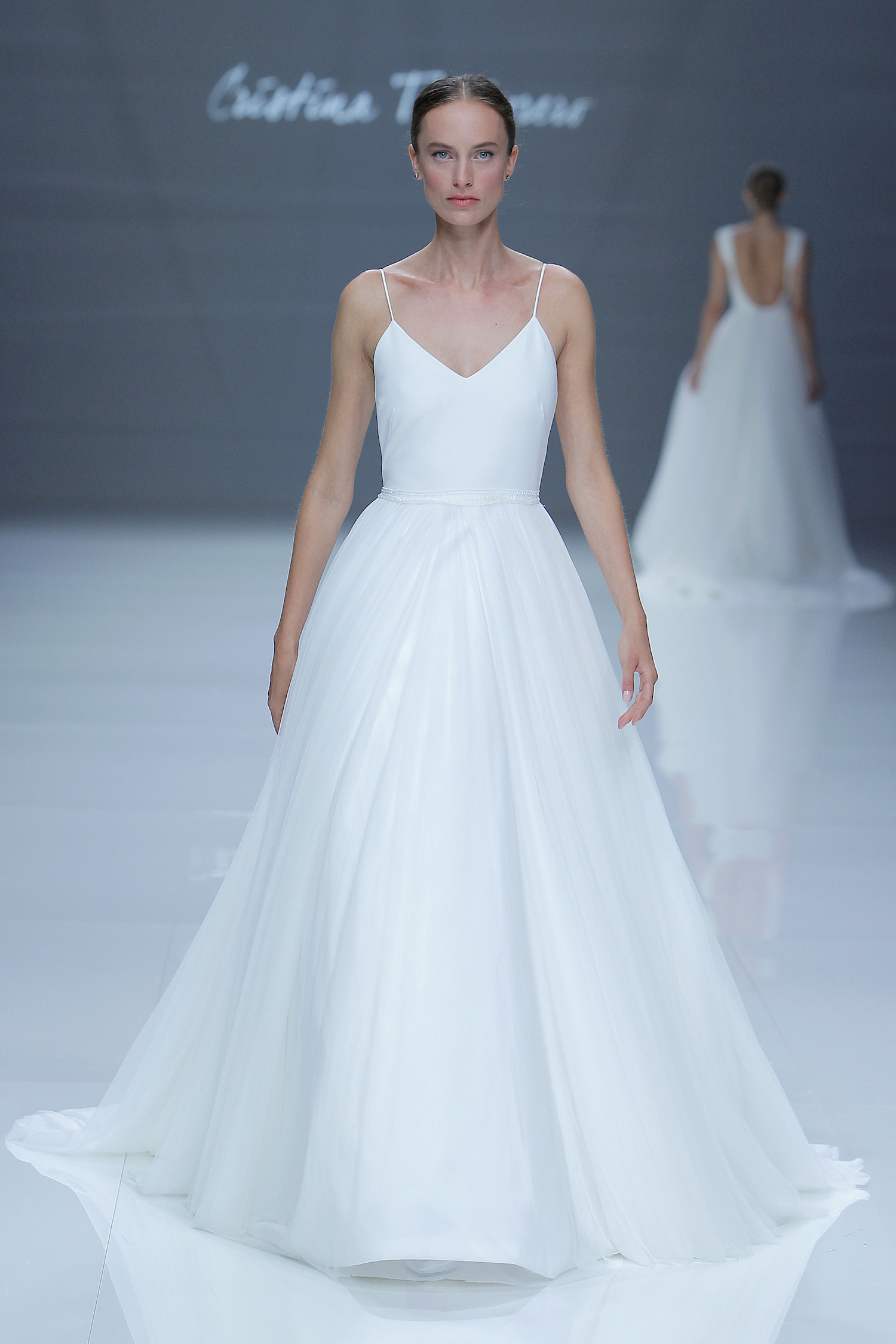 Vestidos de novia Cristina Tamborero 2019