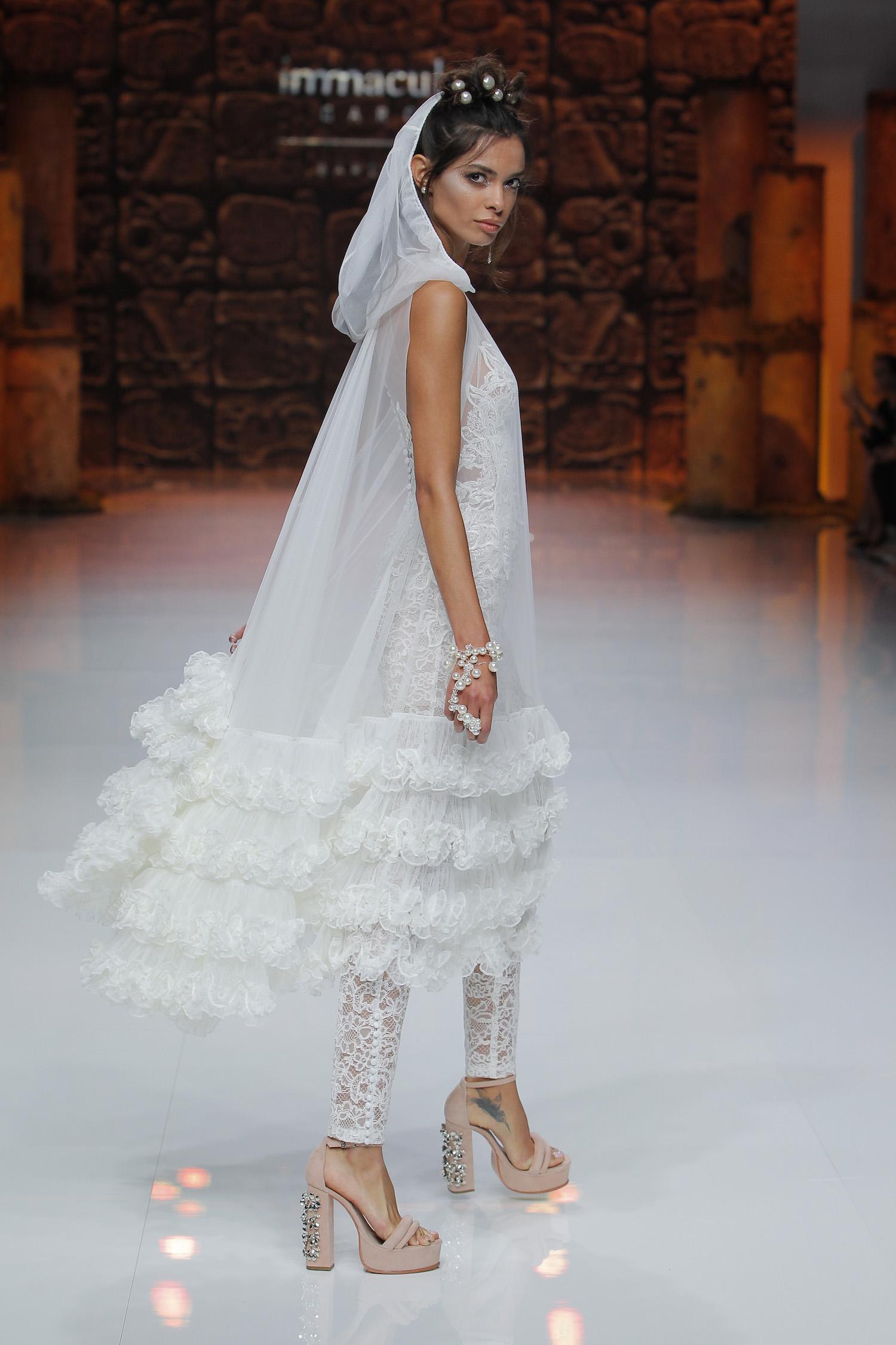 Vestidos de novia Inmaculada García 2019