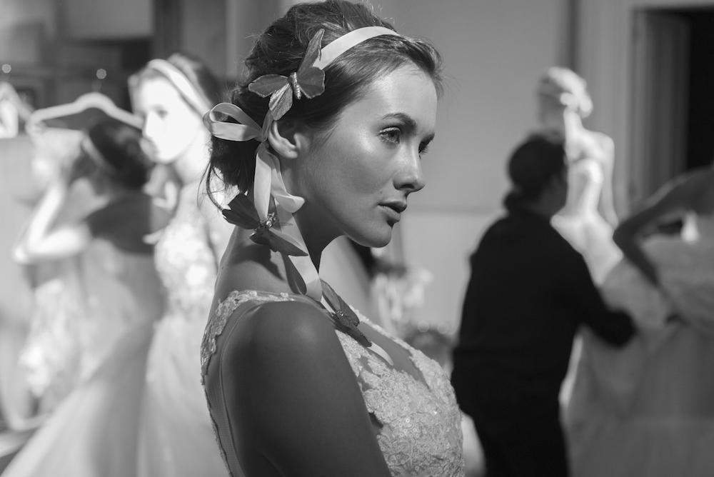 Manuel Tiscareño vestidos de novia de la realeza