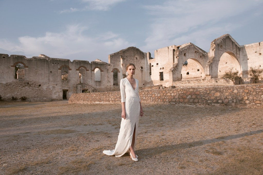 Vestidos de novia hechos por manos mexicanas