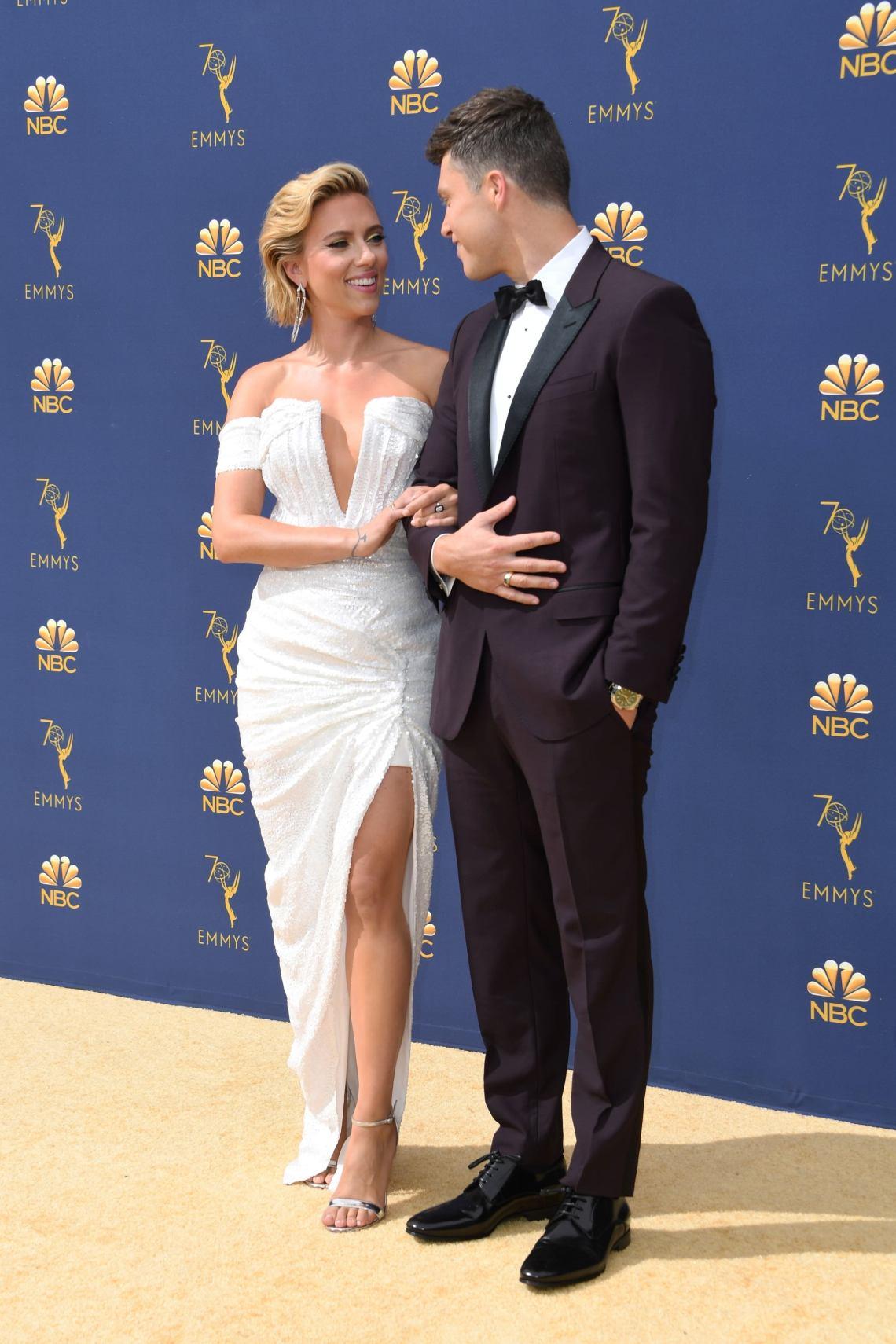 Los vestidos de novia de los Premios Emmy 2018