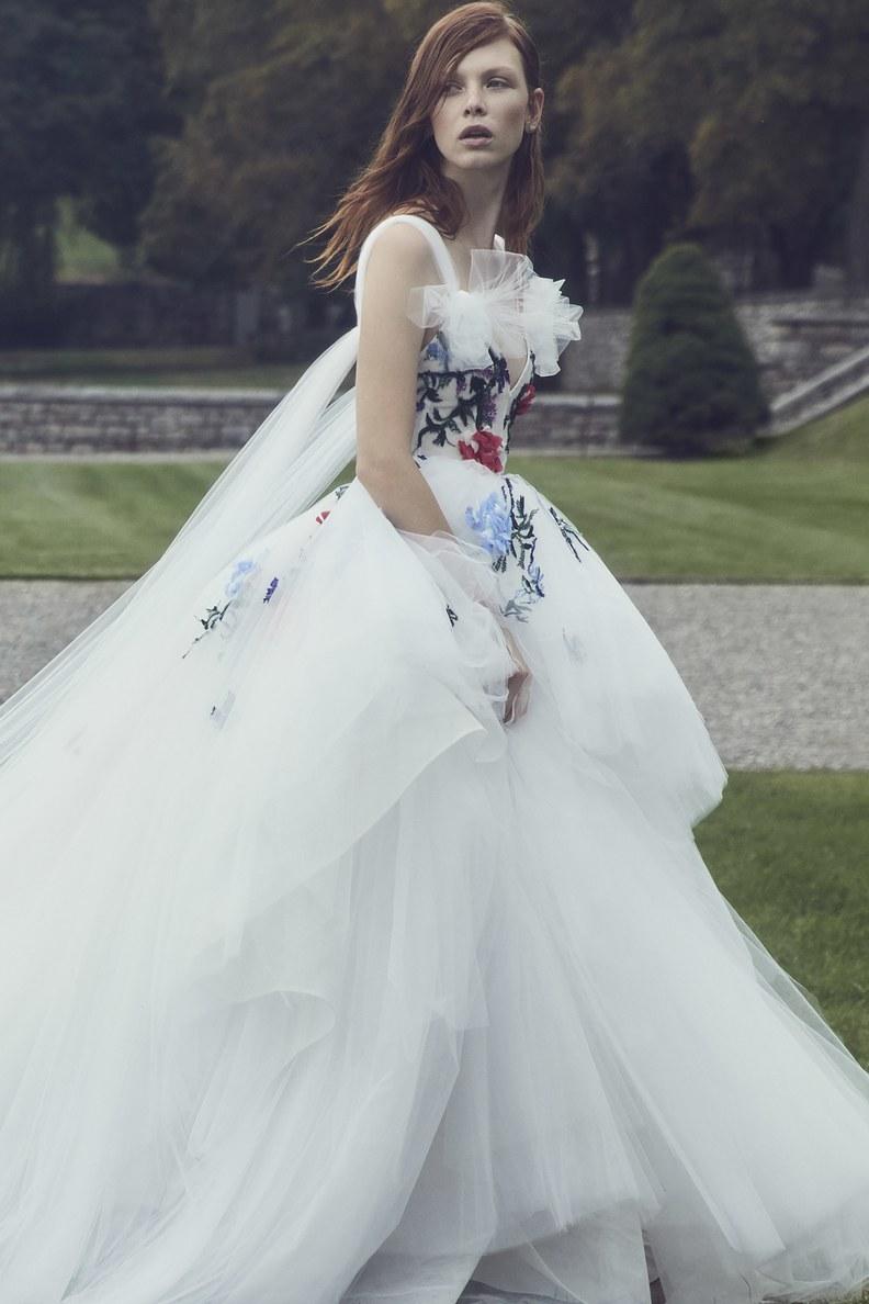 Vestidos de novia Monique Lhuillier otoño 2019