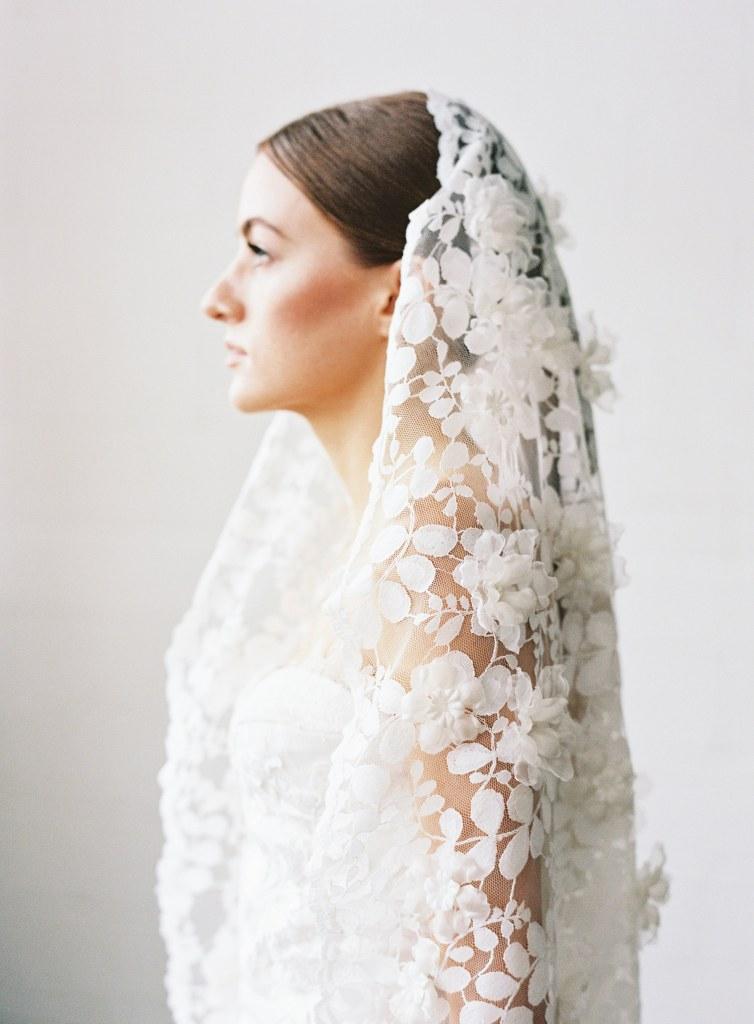 aa18154673 Velos de novia originales que TIENES que ver – Melissa Lara