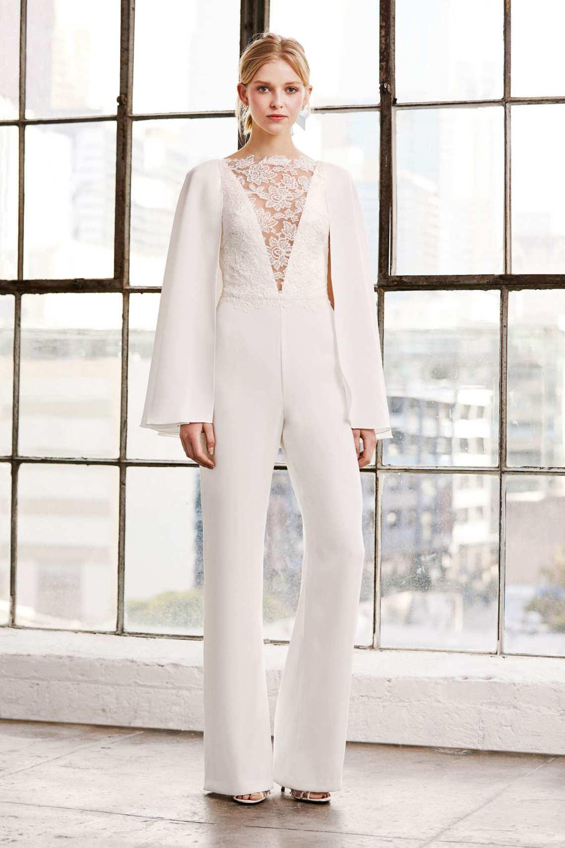 Jumpsuits para novia