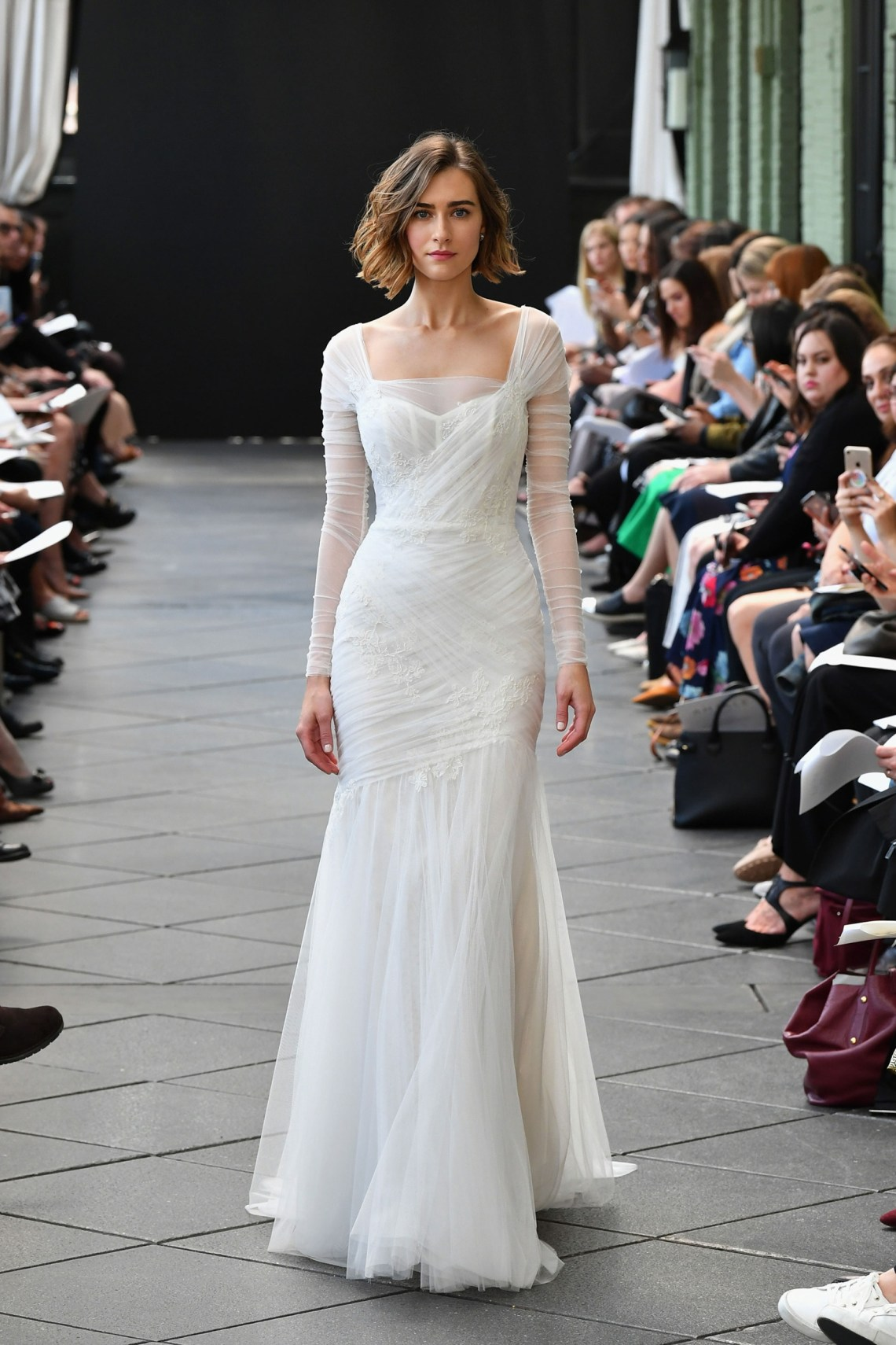 Vestidos de novia para boda civil