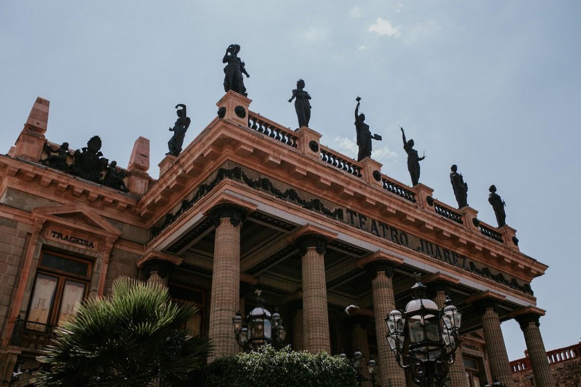 Boda boho chic en Guanajuato