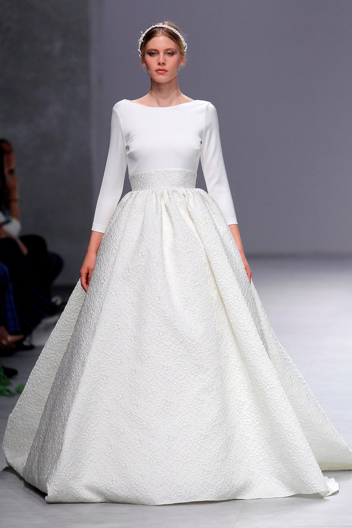 Vestidos de novia Cristina Tamborero 2020