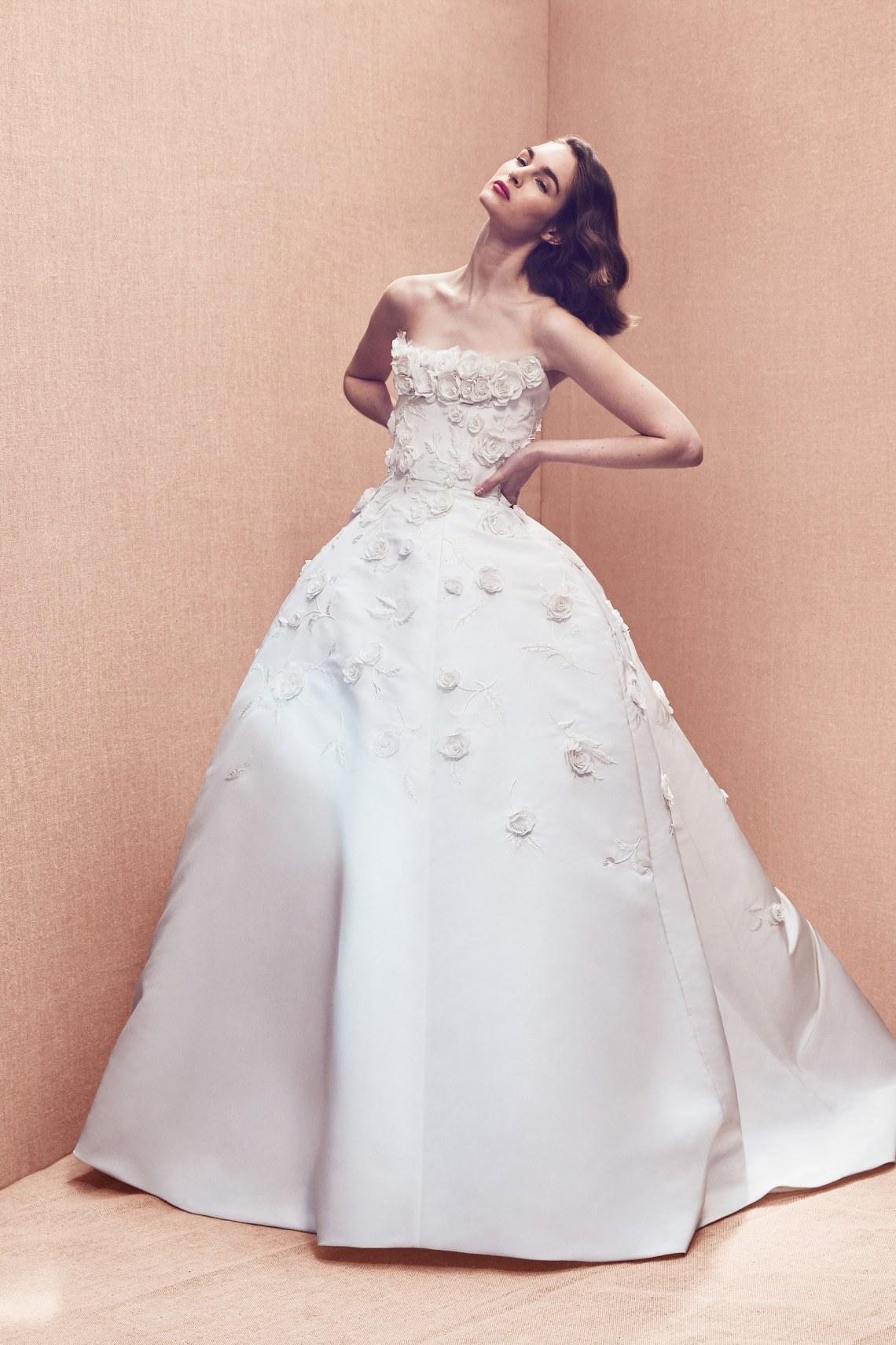 Vestidos de novia Oscar de la Renta 2020