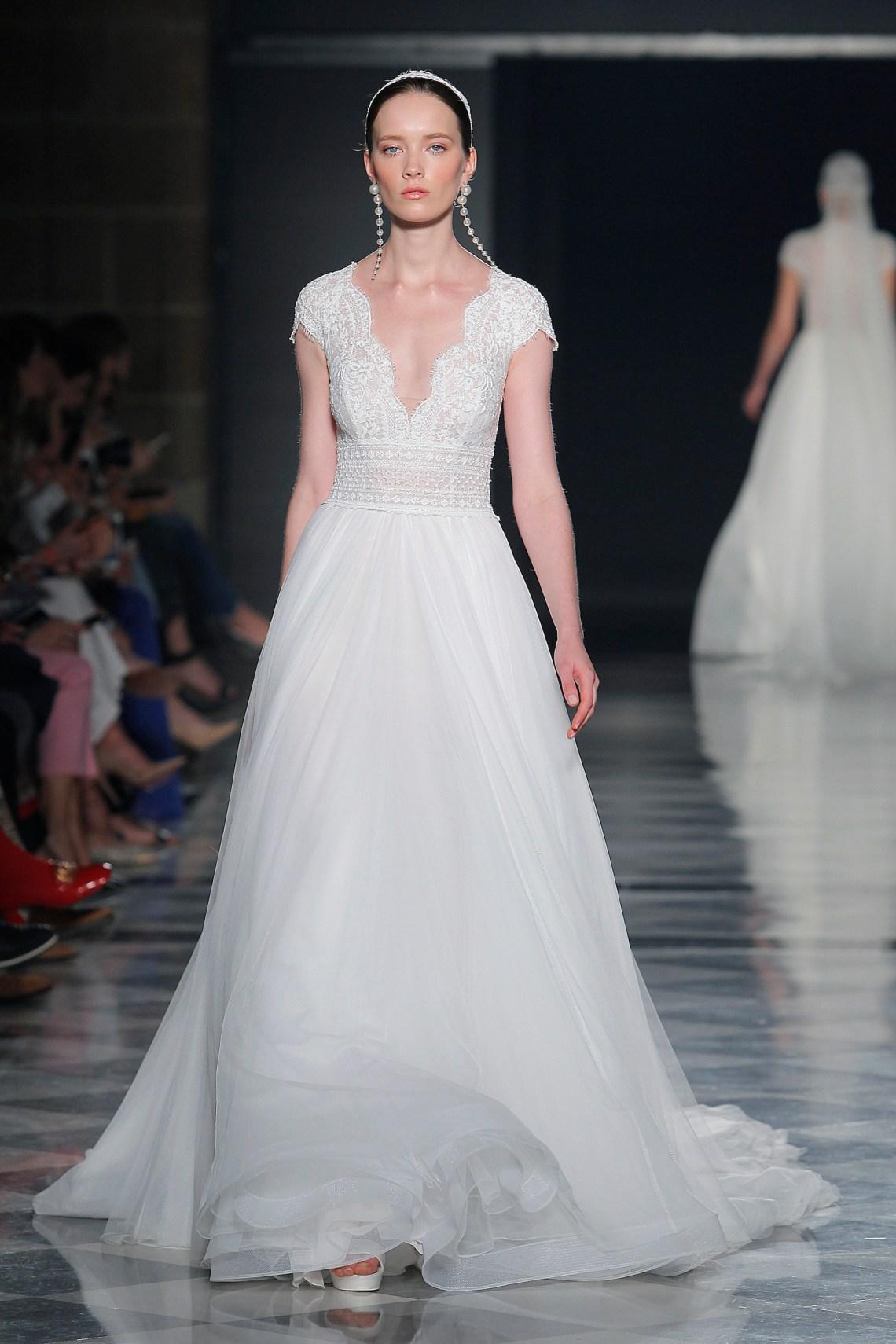 Vestidos de novia Rosa Clará 2020