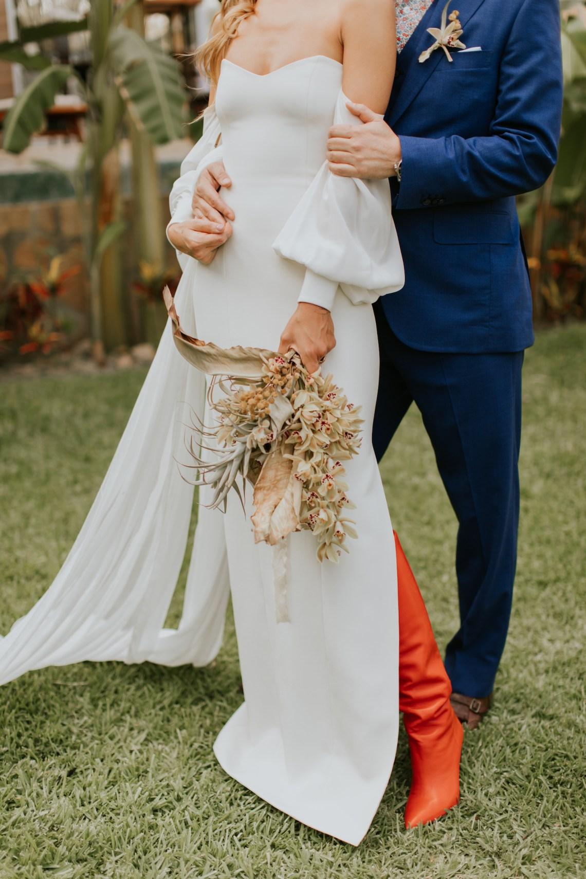 boda de Fernanda Caballero y Aldo Chaparro