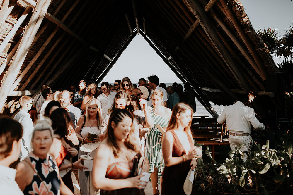 Boda en Tulum, Boda en Papaya Playa Project