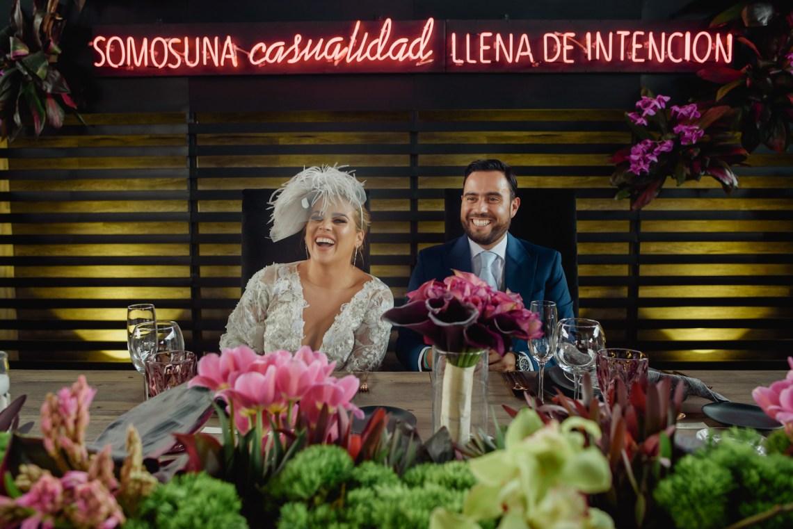 Boda trendy en Puebla