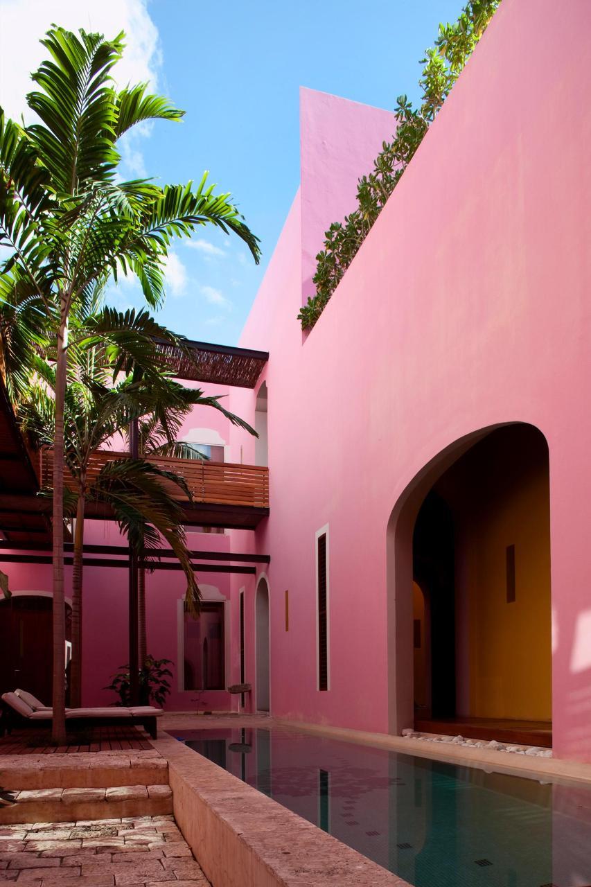 Hoteles boutique en México para boda