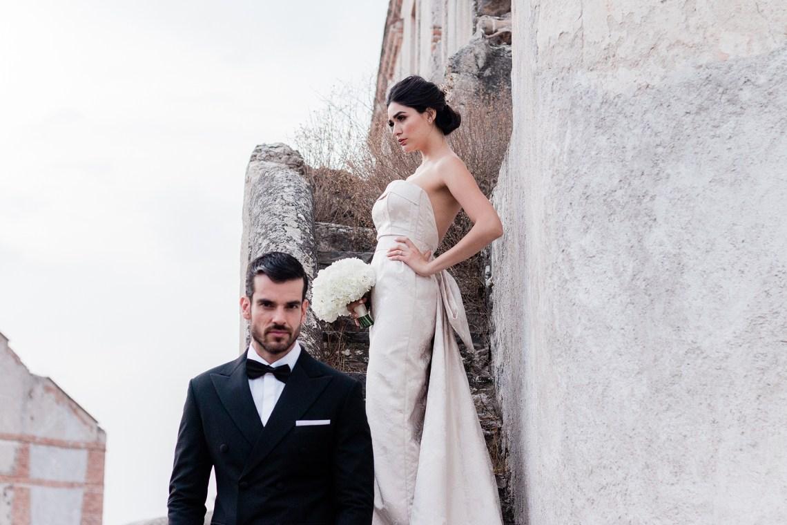 Detalles para una boda elegante y sofisticada