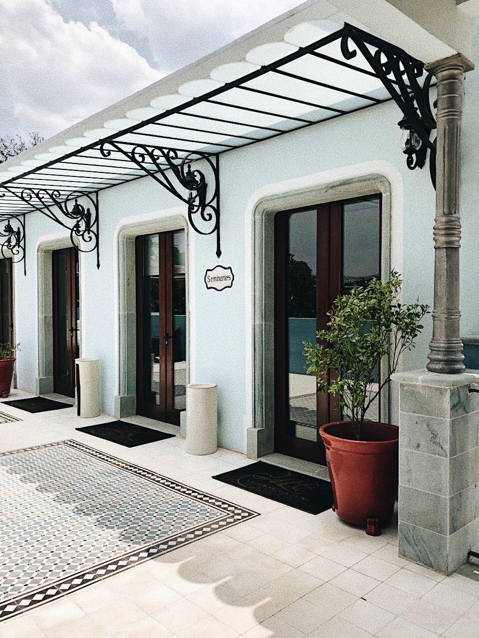 Hotel Villa María Cristina bodas Guanajuato