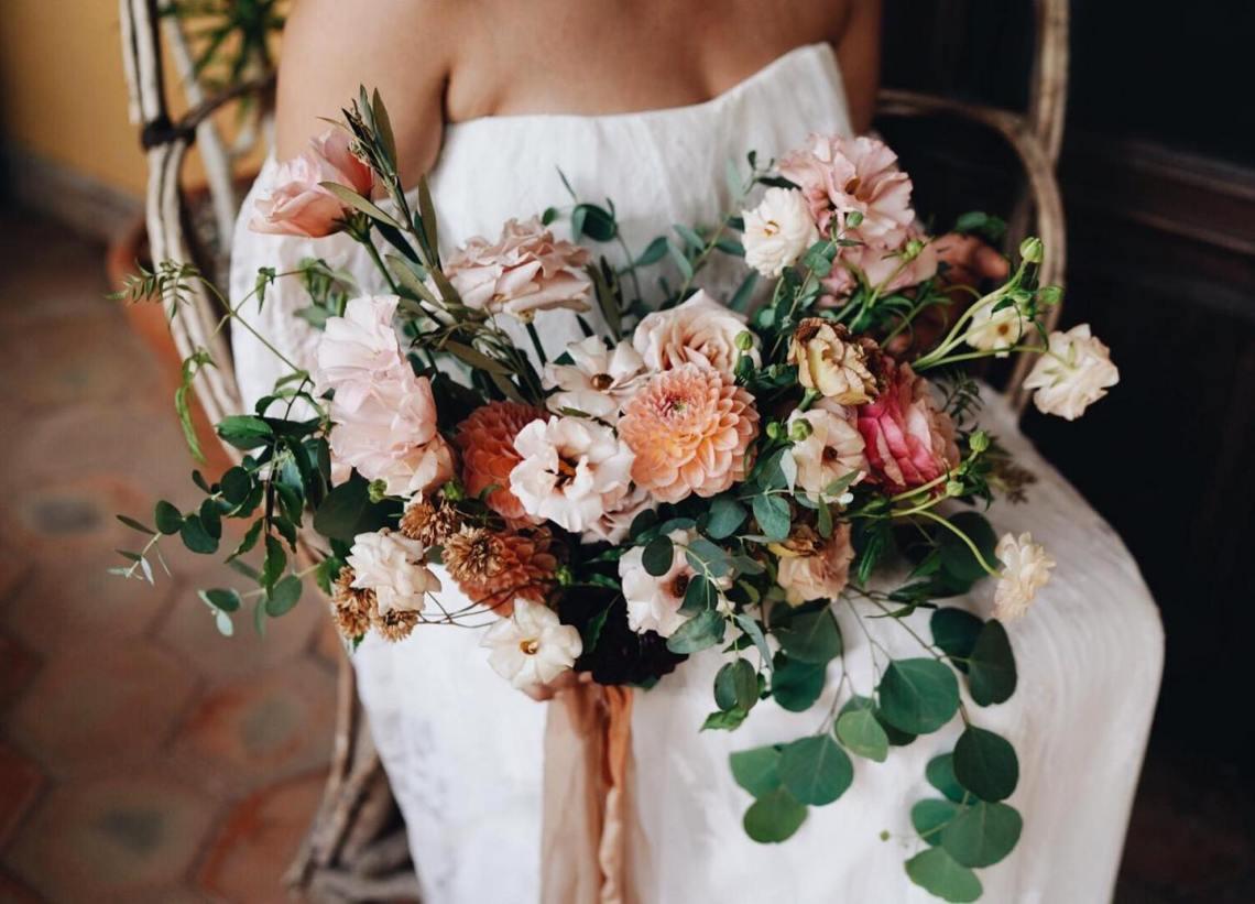 Floweriize diseño floral para bodas en México