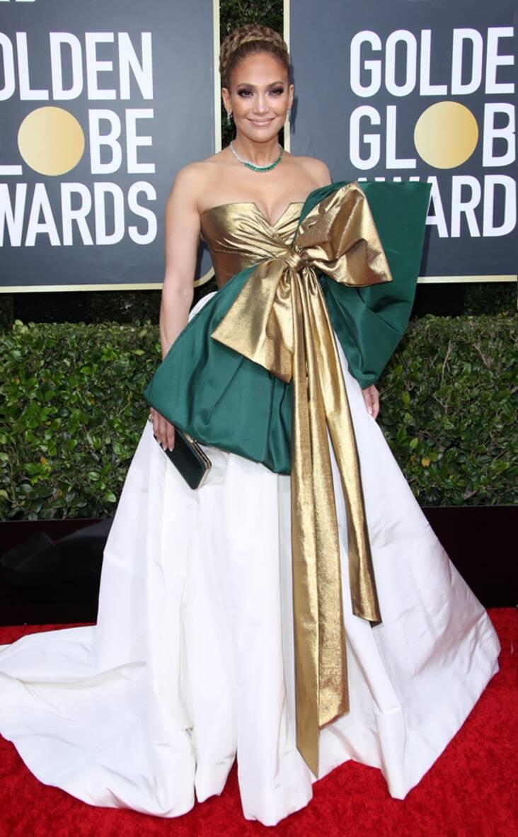Golden Globe Awards 2020 red carpet