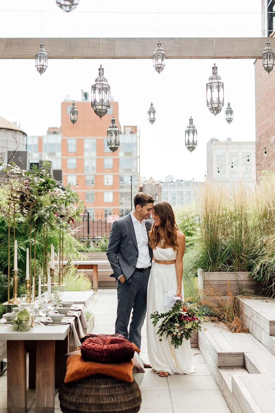 tendencias bodas 2020 Pinterest