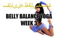 BELLY BALANCE YOGA WK3 APR-JUL2015