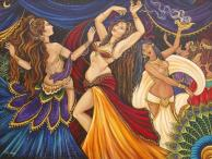 EGYPTIAN BELLY DANCE UNCOVERED