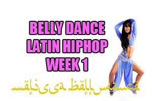 BELLY DANCE HIPHOP WK1 APR-JULY 2020