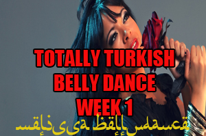 TOTALLY TURKISH WK1 SEPT-DEC 2020