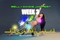 BELLY DANCE JAM FEST WK3 JAN-APR2016