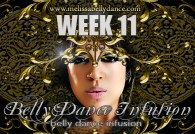 BELLY DANCE INFUSION WK11 SEPT-DEC2017